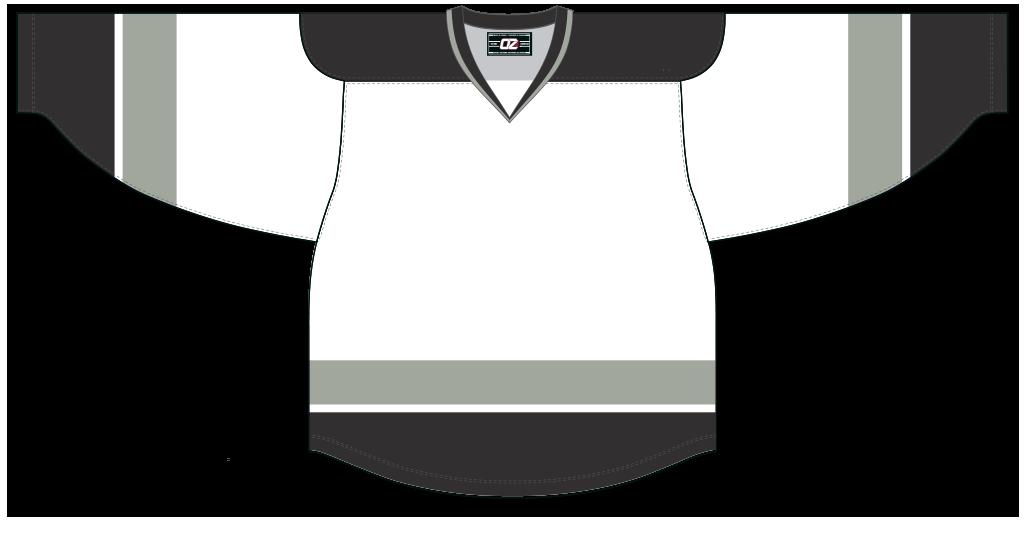 chandails de hockey cut & sew