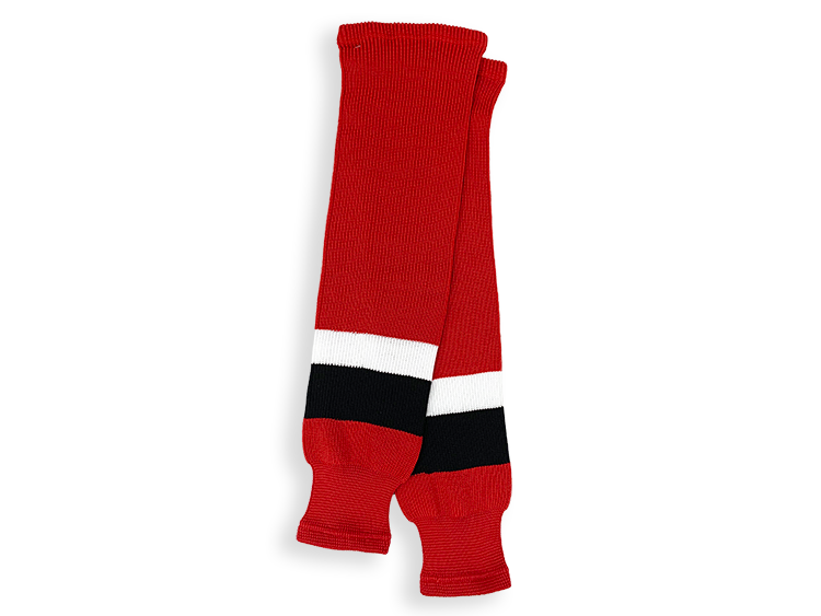 Hockey socks made in canada Bas-Hockey-Tricots