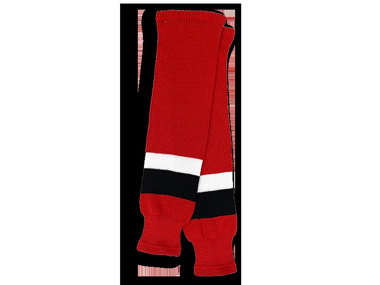 Hockey socks made in canada Bas-Hockey-Tricots